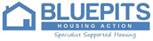 BLUE PITS HOUSING ACTION