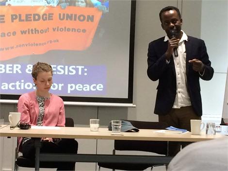 Please Pledge Union conference, 2018
