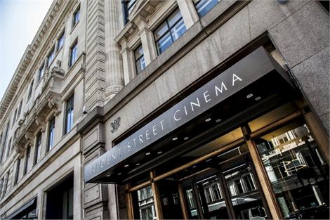 Irish Film London Regent Street Cinema