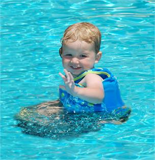 Reuben swim