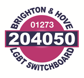 Brighton and Hove LGBT Switchboard