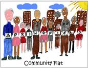 Springfield Community Flat