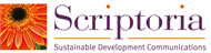 Scriptoria Sustainable Development Communications