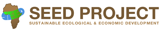 The SEED Project logo (The Sustainable Ecological & Economic Development Project)