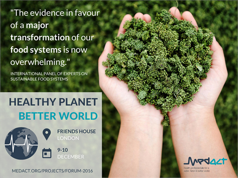 Healthy Planet Better World - promo
