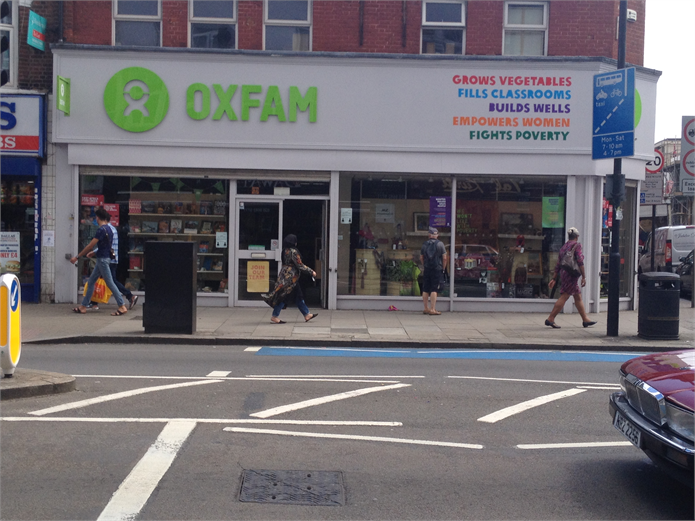 Oxfam Shop Tooting