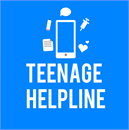 Teenage Helpline Logo