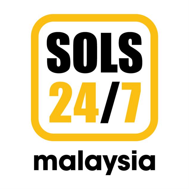 SOLS 24/7 Malaysia LOGO