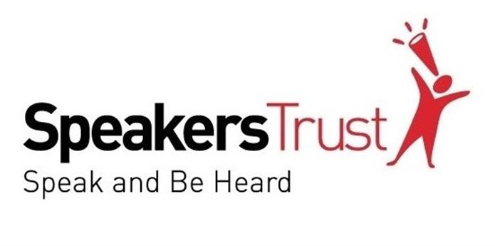 Speakers Trust logo