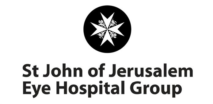 St John Eye Logo
