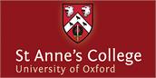 St Anne's College Oxford