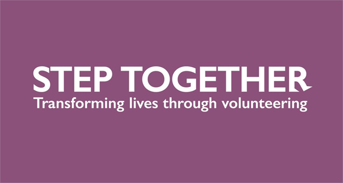 Step Together Purple Logo