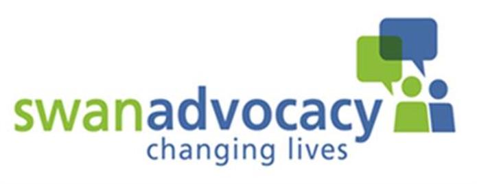 Swan Advocacy logo