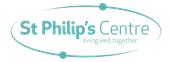 St Philip's Centre Ltd