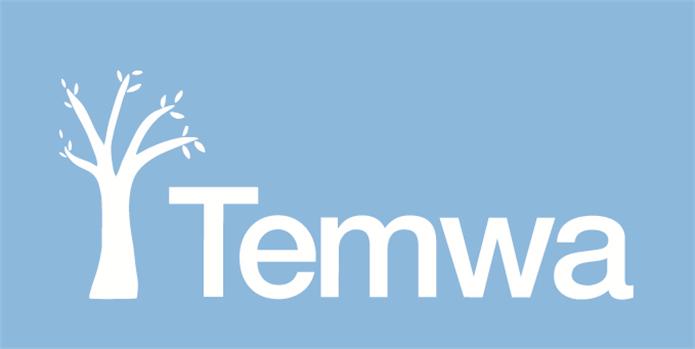 Temwa logo blue