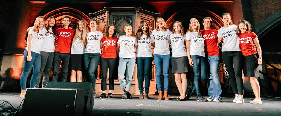 The Loss Foundation Volunteer Team