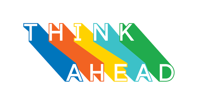 Think Ahead new logo