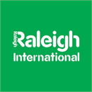 Raleigh International Logo Green Square