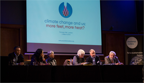 Conference panel 2018