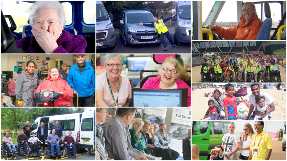 Community Transport in action