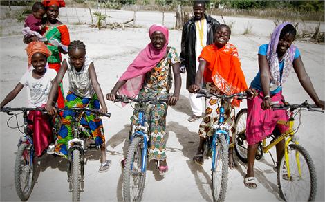 WYCE graduates Gambia